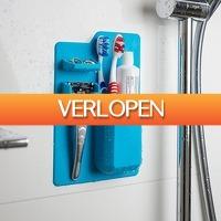 ClickToBuy.nl: Sterke siliconen badkamer organizer