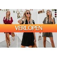 VoucherVandaag.nl: Silky dress