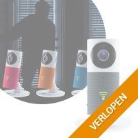 Design indoor smart WiFi camera
