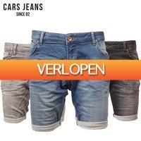 ElkeDagIetsLeuks: Cars Jeans shorts