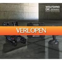 Koopjedeal.nl 1: Krachtige 20V Accuboormachine van Wolfgang Germany