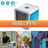 Priceattack.nl: Draagbare mini airconditioner ventilator