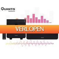 Telegraaf Aanbiedingen: Quantis 3D-Soundsystem met Subwoofer