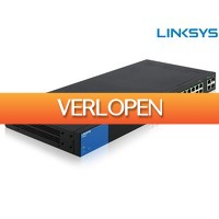 iBOOD.com: Linksys 26-poorts High Power Switch