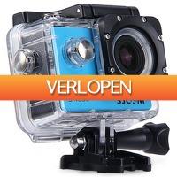 Uitbieden.nl: SJCAM SJ4000 Plus WiFi 2 K sports actie camera
