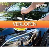 Koopjedeal.nl 1: Wolfgang Germany Dual Action polijstmachine