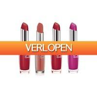 Groupon 2: 4 Maybelline 14-Hour lipsticks