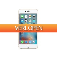 GreenMobile.nl: Refurbished iPhone 6 goud 16GB
