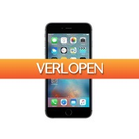 GreenMobile.nl: Refurbished iPhone 6 grijs 64GB