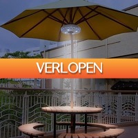 Priceattack.nl: Parasol LED verlichting