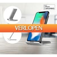 Koopjedeal.nl 2: Draadloze Qi smartphone oplaadstandaard