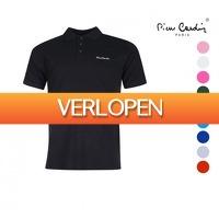 Koopjedeal.nl 1: Katoenen polo's van Pierre Cardin
