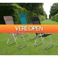 Koopjedeal.nl 2: Comfortabele opvouwbare tuinstoelen