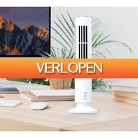 Koopjedeal.nl 1: Compacte torenventilator