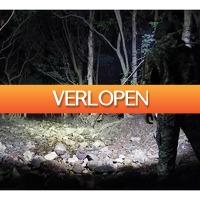 Koopjedeal.nl 2: Krachtige oplaadbare LED-hoofdlamp