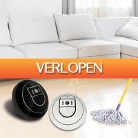 Priceattack.nl: Smartrobot elektrische stofzuiger