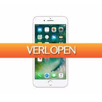 GreenMobile.nl: Refurbished iPhone 7 rosegoud 32GB