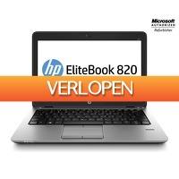 Voordeelvanger.nl 2: HP EliteBook 820 refurbished