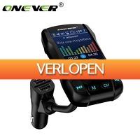 Priceattack.nl: Kleurenscherm Bluetooth Carkit