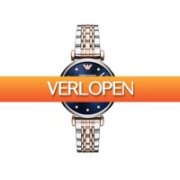 Dailywatchclub.nl: Emporio Armani AR11092 dameshorloge