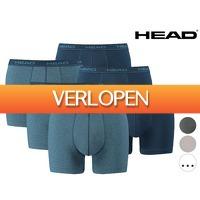 iBOOD.be: 6 x HEAD basic boxershort