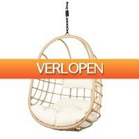 Xenos.nl: Hangstoel rotan