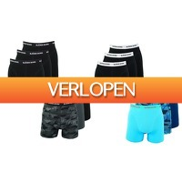 Groupon 3: Set Bjorn Borg boxers