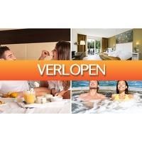 SocialDeal.nl: Overnachting voor 2 personen en entree Thermaalbad Arcen
