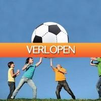 MegaGadgets: Opblaasbare voetbal 107cm