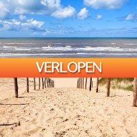 D-deals.nl: 3 of 4 dagen bij het strand van Noordwijk