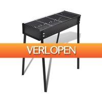 VidaXL.nl: vidaXL houtskool BBQ