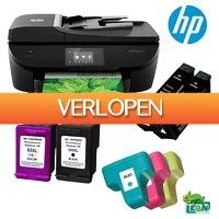 Slimmedealtjes.nl: Cartridges voor HP