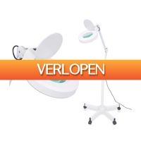 VidaXL.nl: Staande loeplamp