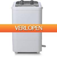 Blokker: Mini wasmachine HM46 C