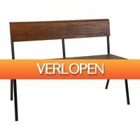 Xenos.nl: College-bankje hout