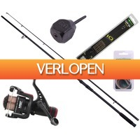 Visdeal.nl: WOW! Carp Stalker Set met accessoires