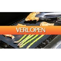 Dailygrabdeals.com: Set van 2 of 4 oven- grillmatten