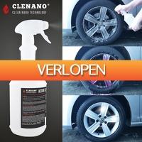 Wilpe.com - Outdoor: Clenano Active Foam velgenreiniger