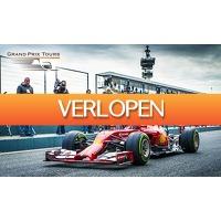 SocialDeal.nl: Ticket voor de Formule 1 GP van Duitsland