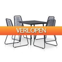 VidaXL.nl: vidaXL 5-delige tuinset