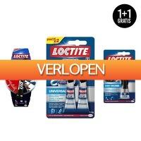 Slimmedealtjes.nl: 2 x Henkel Loctite super lijmpakket