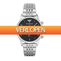 Dailywatchclub.nl: Emporio Armani AR1863 herenhorloge