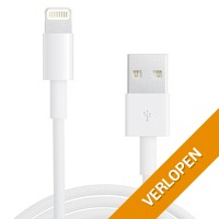 Lightning kabel voor iPhone/iPad/iPod