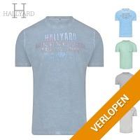 T-Shirts van Hallyard