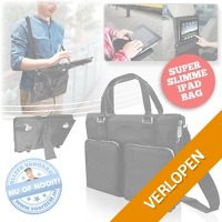 Multifunctionele iPad bag