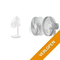Draadloze ventilator