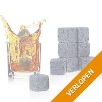 9 Original Whisky stones