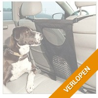 Huisdieren bescherm barriere voor auto