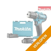Makita 12 V schroef-/boormachine
