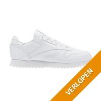 Reebok CL leather ripple grijze sneaker
